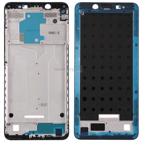 Рамка дисплею Xiaomi Redmi Note 5 black orig