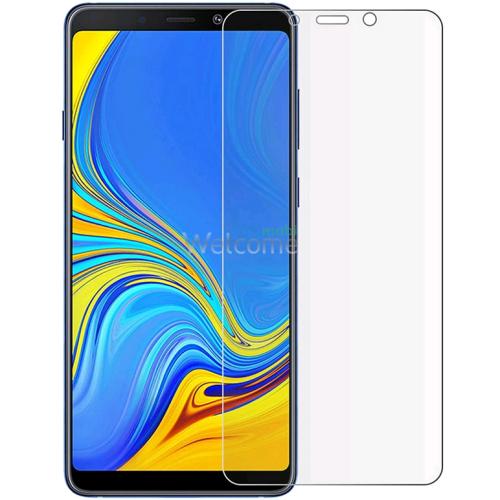 Стекло Samsung A920,A950 (2018) Galaxy A9 (0.3 мм, 2.5D, с олеофобным покрытием)