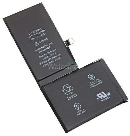 iPhoneX battery (2716 mAh) orig ++