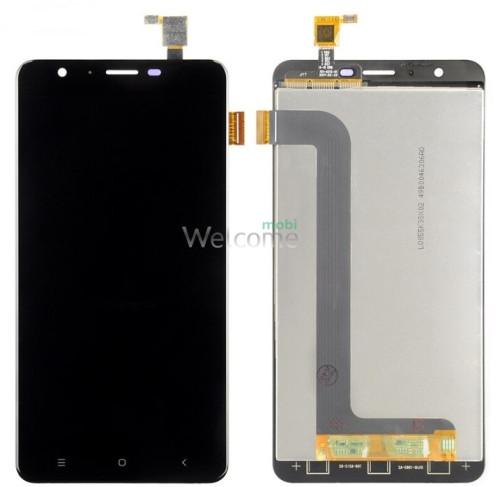 Дисплей Oukitel U15 Pro with touchscreen black