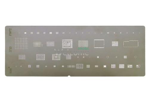 Трафарет BGA P3072 для iPhone XS