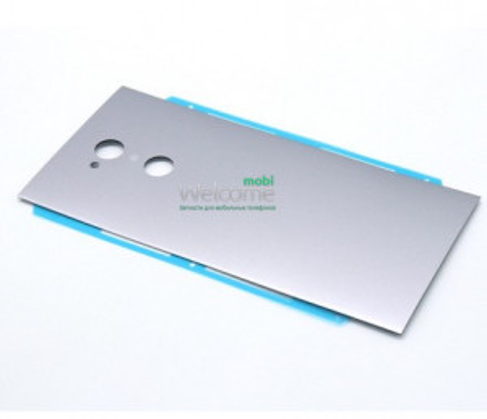 Задня кришка Sony H4213 Xperia XA2 Ultra silver