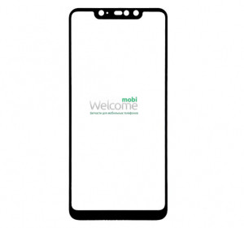 Glass for camera Xiaomi Redmi Note 6 Pro black