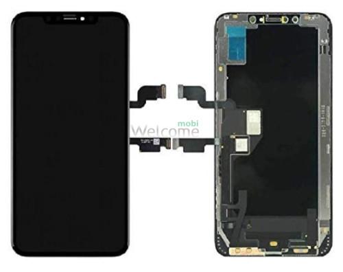 iPhoneXS Max LCD+touchscreen black orig