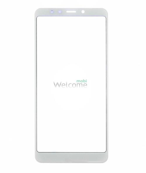 Скло корпусу Xiaomi Redmi 5 white