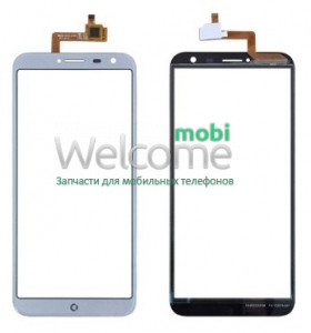 Сенсор Oukitel C8/S-Tell M655 silver