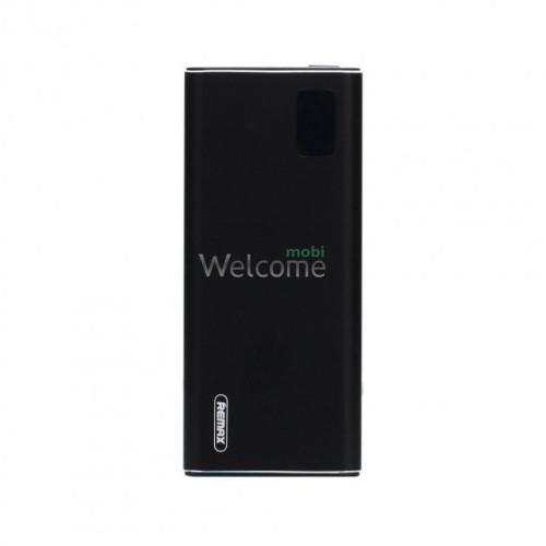 Зовнішній акумулятор (power bank) Remax RPP-155 Mini Pro 10000mAh black
