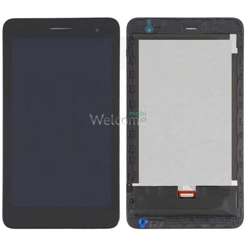 Дисплей до планшету Huawei MediaPad T1 7.0 3G (T1-701U) в зборі з сенсором black (P070ACB-DB1 rev A0)