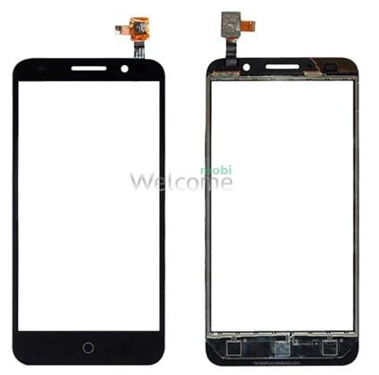 Сенсор Alcatel 5015 One Touch Pop 3 black orig