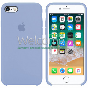 Silicone case for iPhone SE/5/5S ( 5) lilac cream