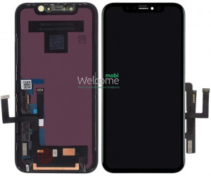 iPhone11 LCD+touchscreen black orig A+