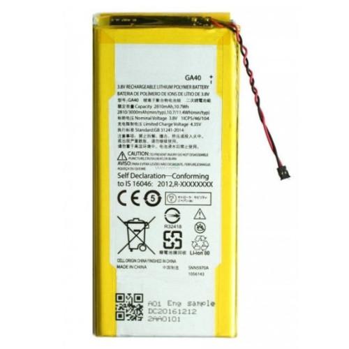 АКБ Motorola GA40/Moto G4 Plus