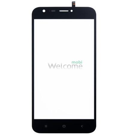 Сенсор Ulefone S7 black orig