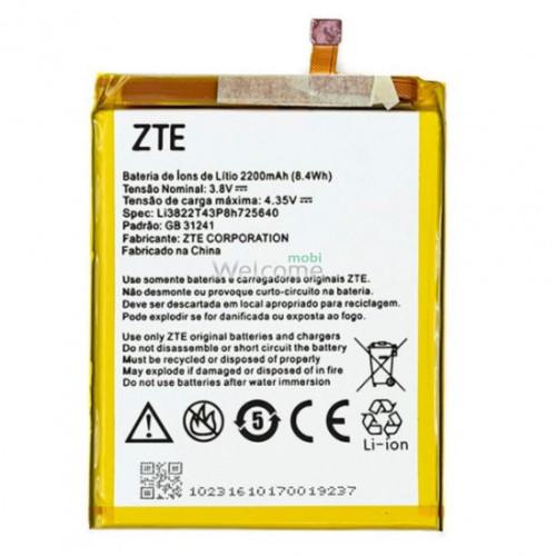 АКБ ZTE Blade A510 (Li3822T43P8h725640/Li3822T43P3H725638)