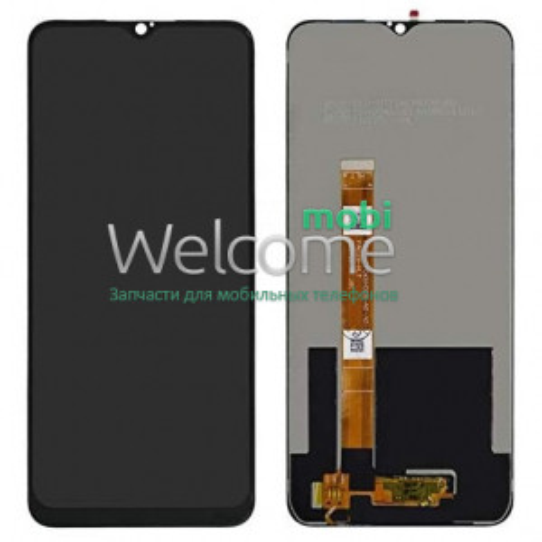 Дисплей Realme 5 (RMX1911)/Realme C3/Oppo A31 2020/A9 2020/A11x with touchscreen black