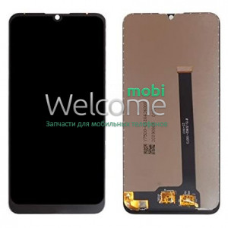 Дисплей ZTE Blade V10 with touchscreen black