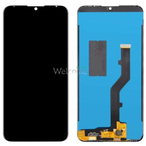 Дисплей ZTE Blade V10 Vita with touchscreen black