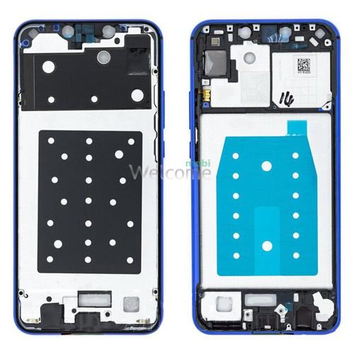 Рамка дисплею Huawei P Smart Plus 2018/Nova 3i blue