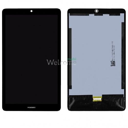 Дисплей до планшету Huawei MediaPad T3 7.0 Wi-Fi (BG2-W09) в зборі з сенсором black