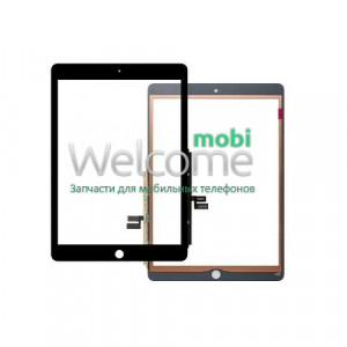 iPad 10.2 2019 (A2197/A2198/A2200) touchscreen black orig A+