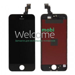 iPhone5C LCD+touchscreen black in-cell AAAAA+ (TEST)