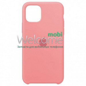Silicone case for iPhone 12 mini ( 6) light pink