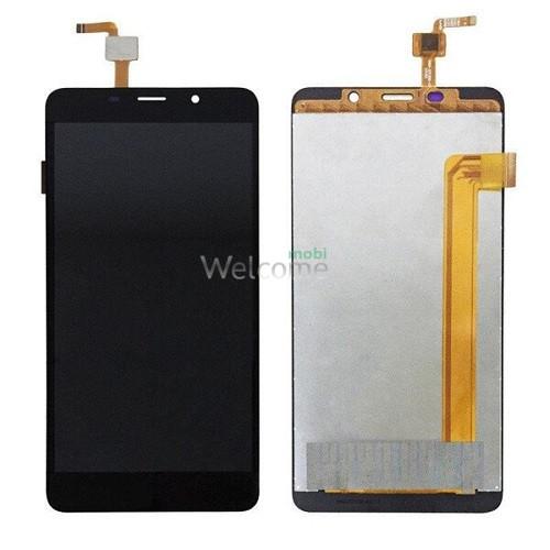 Дисплей Leagoo M8 with touchscreen black