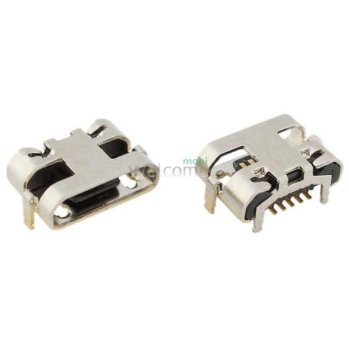 Конектор зарядки Huawei Y5 II (CUN-L01/CUN-L02/CUN-U29)/Honor Play 5/Honor 4C 5pin (5 шт.)