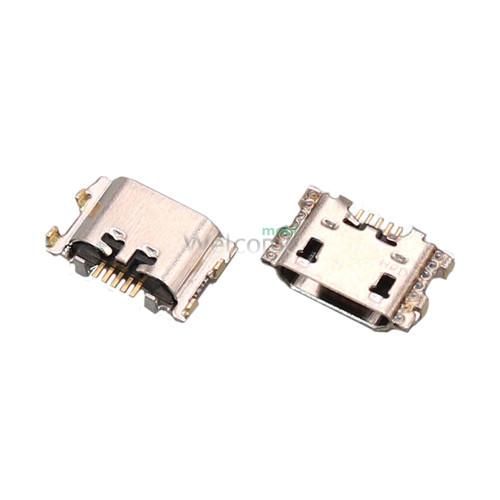 Конектор зарядки OPPO Realme 2 5pin (5 шт.)