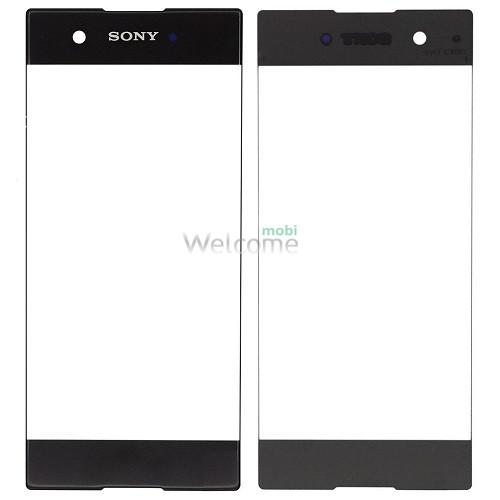 Скло корпусу Sony G3112 Xperia XA1 Dual black
