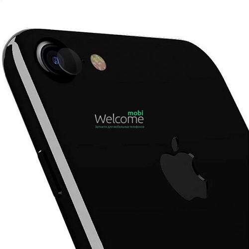 Захисне скло для камери iPhone 7/8/SE 2020 (прозоре)