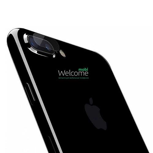 Захисне скло для камери iPhone 7 Plus/8 Plus (прозоре)