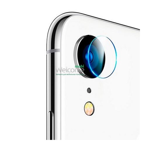 Захисне скло для камери iPhone XR (прозоре)