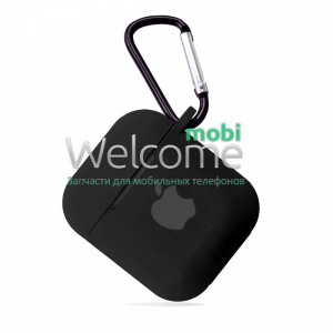Silicone case for AirPods Black