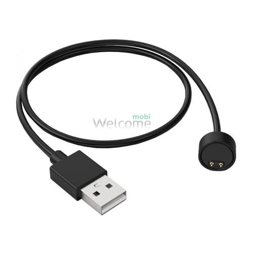 Зарядний кабель USB для Xiaomi Mi Band 5/Mi Band 6