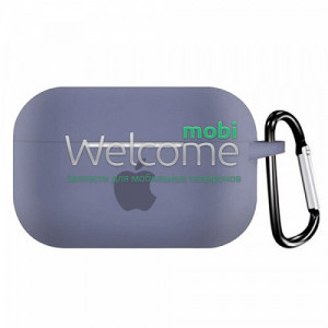 Silicone case for AirPods PRO Lavander grey