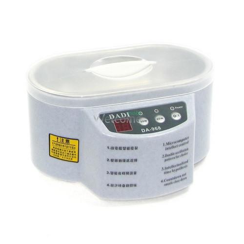 Ультразвукова ванна DADI 968 (двох режимна 30W/ 50W, 0.7L)