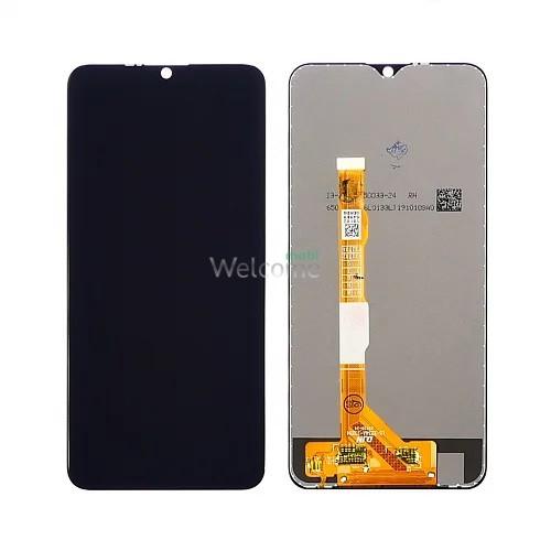 Дисплей Vivo Y19/Y5S/Z5i/U3 with touchscreen black