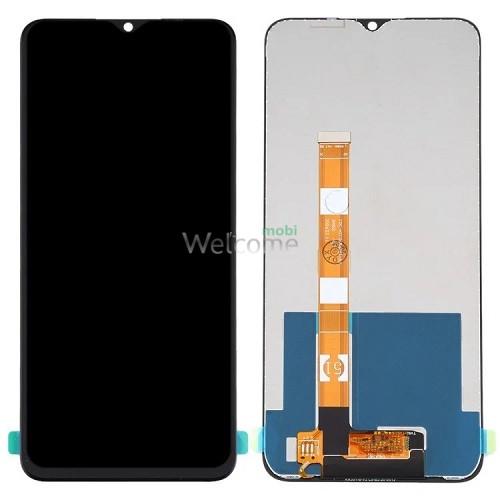 Дисплей Realme C11 (RMX2185)/C12/C15 with touchscreen black