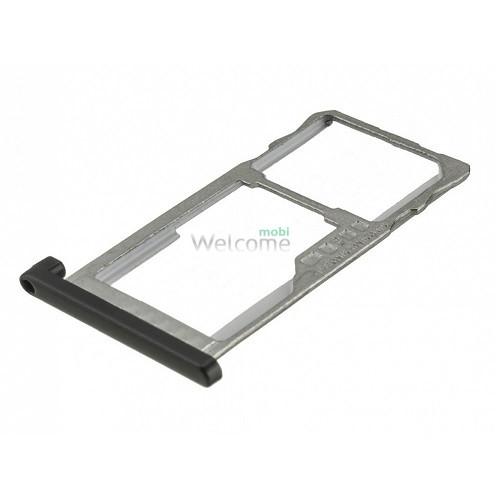 Тримач SIM-карти Meizu M5 Note black