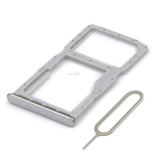 Тримач SIM-карти Huawei P30 Lite/Nova 4e pearl white