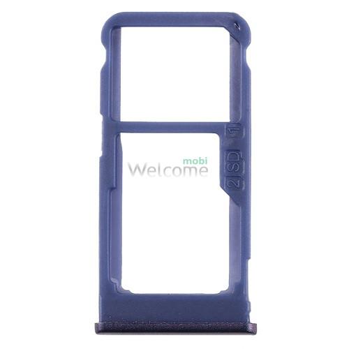 Тримач SIM-карти Nokia 5.1 (TA-1075) blue