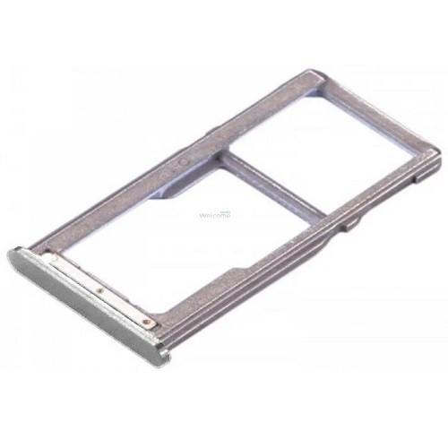 Тримач SIM-карти Meizu M6 Note silver