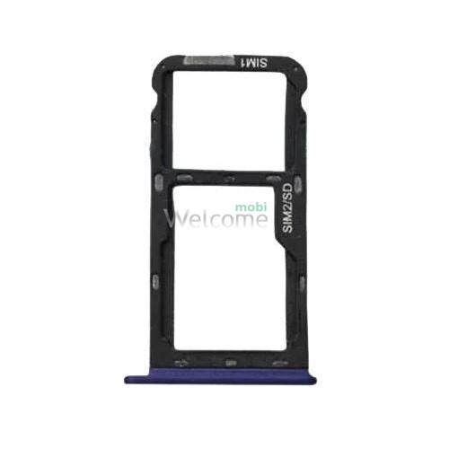 Тримач SIM-карти Meizu M5C blue