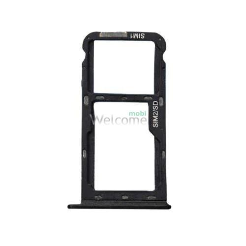Тримач SIM-карти Meizu M5C black