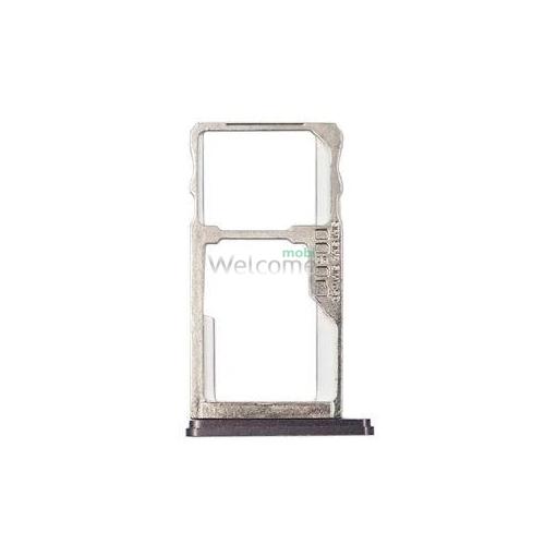 Тримач SIM-карти Meizu U10 (U680H) black