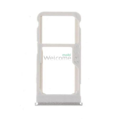 Тримач SIM-карти Nokia 5.1 Plus (TA-1105) white