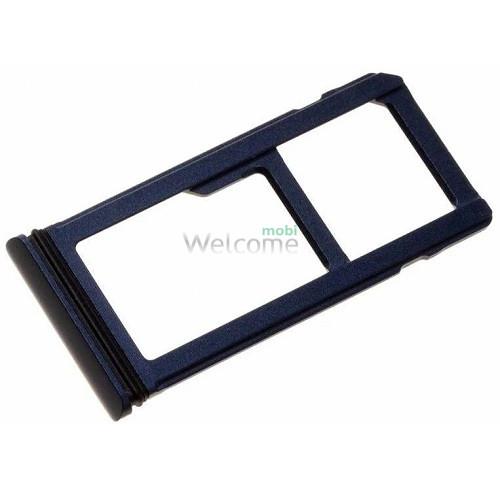 Тримач SIM-карти Nokia 8 tempered blue