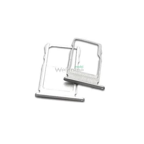 Тримач SIM-карти Nokia 5 (TA-1053) silver (dual sim)