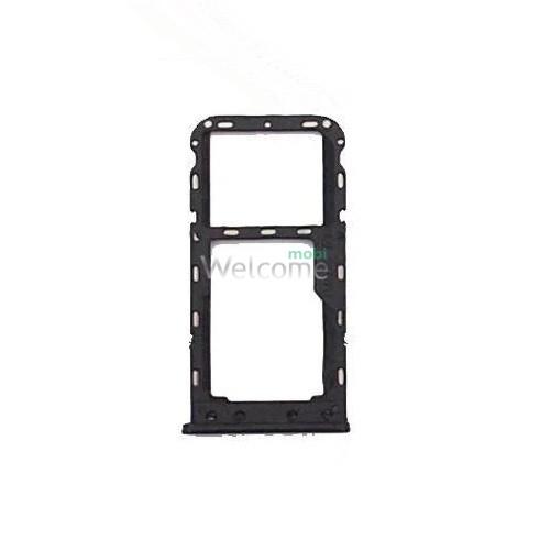 Тримач SIM-карти Meizu M6 black